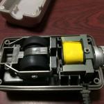 吐出量が弱くなったエアーポンプ(テトラ製OXシリーズ)の修理方法!