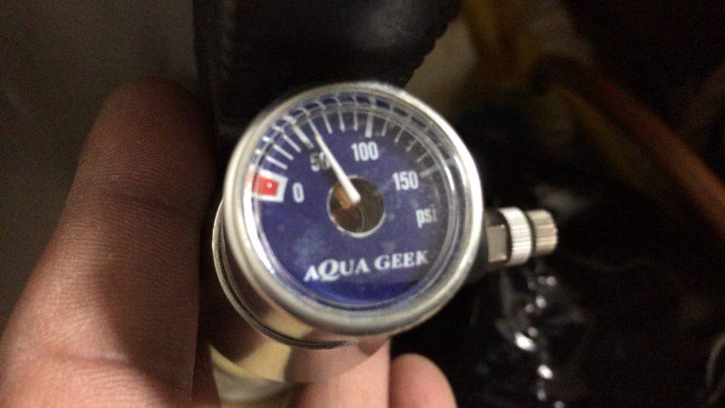 CO2レギュレーター