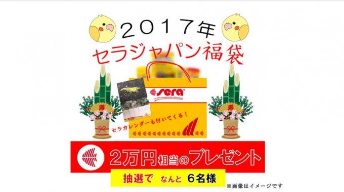 2017年セラジャパン福袋キャンペーン