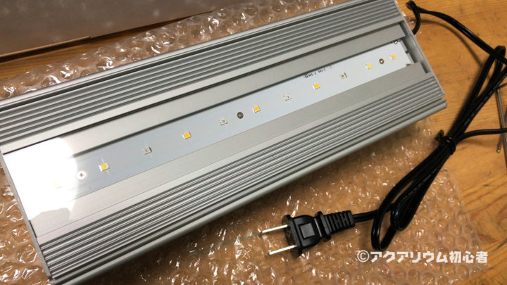 TRIANGLE LED GROW300のLEDモジュール