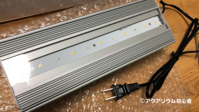 TRIANGLE LED GROW300のLEDモジュール